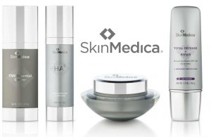 an example of SkinMedica products
